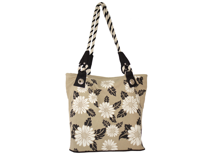 Fancy Print Cotton Bag